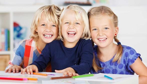 Fröhliche Kinder © contrastwerkstatt, stock.adobe.com