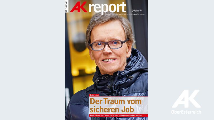 AK Report 2020 Nr. 1 © -, Arbeiterkammer Oberösterreich
