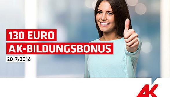 Ak-Bildungsbonus 2017 / 2018 © -, AK Oberösterreich