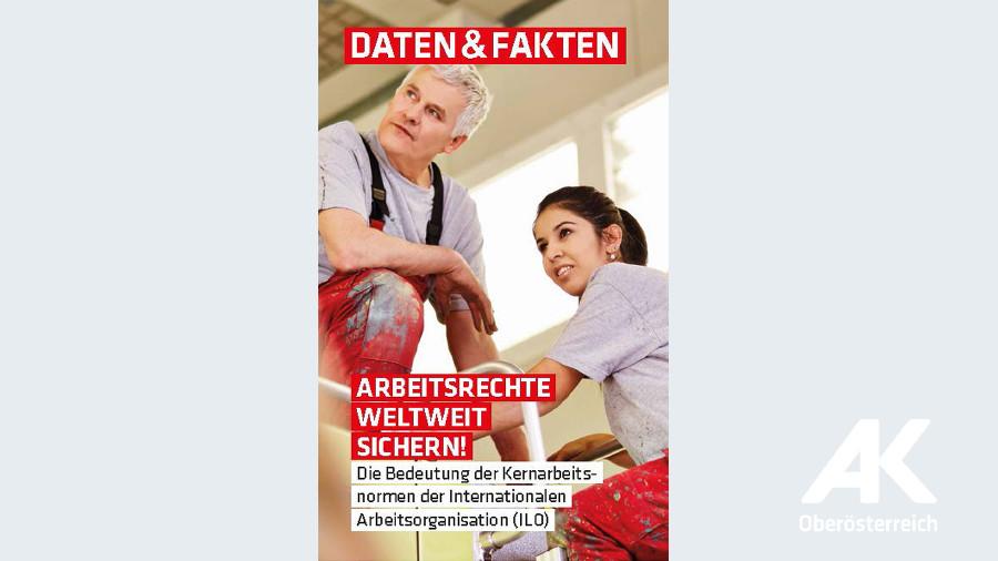Arbeitsrechte weltweit sichern! © -, Arbeiterkammer Oberösterreich