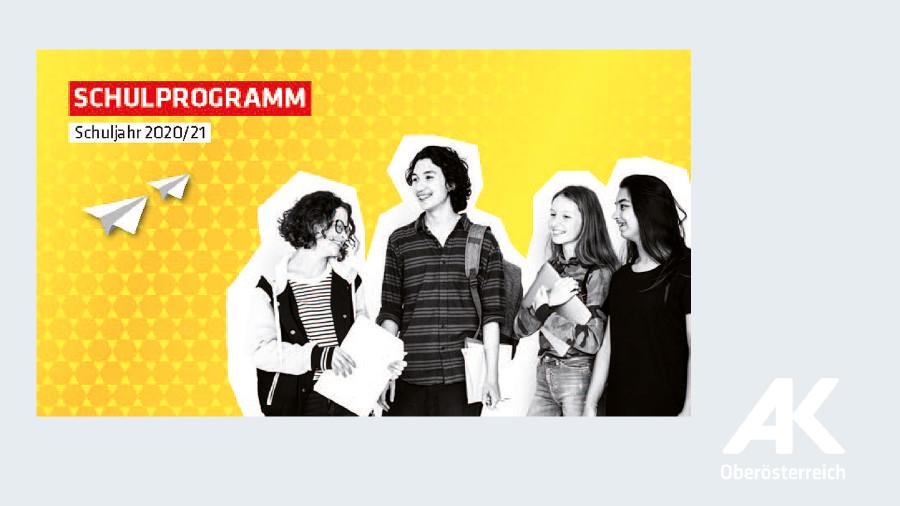 Dialog Schulprogramm © -, Arbeiterkammer Oberösterreich