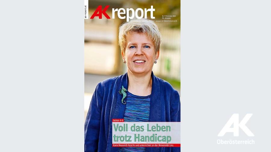 AK-Report 7 / 2019 © Arbeiterkammer Oberösterreich