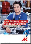 Broschüre Verlängerte Lehre - Teilqualifizierung © AKOÖ, -