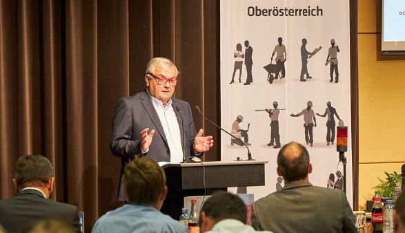 AK Präsident Dr. Johann Kalliauer © C.Staudinger, Arbeiterkammer Oberösterreich