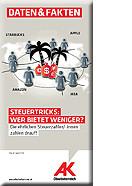 Daten & Fakten: Steuertricks: Wer bietet weniger? © -, AK Oberösterreich