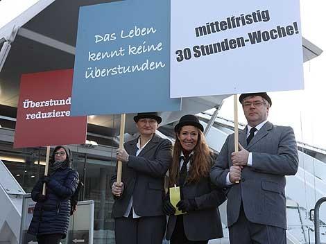 Arbeitszeitkonferenz 2017: Konferenzteilnehmer © -, AK Oberösterreich