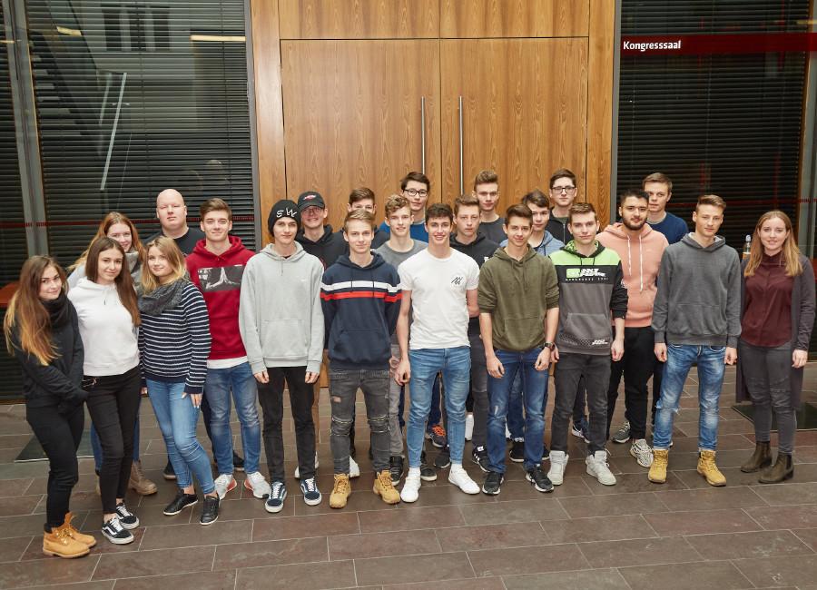 HAK Steyr beim EU-Jugendtag in der AK Linz © AKOÖ, -