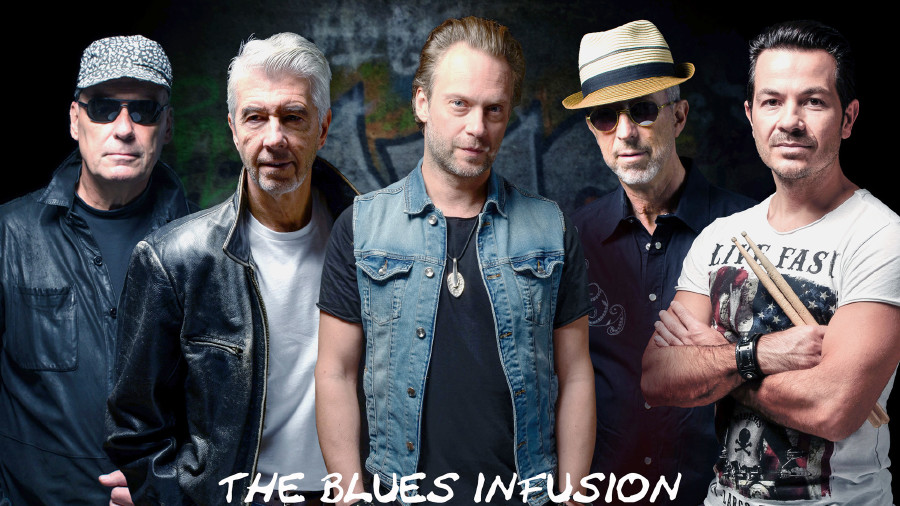The Blues Infusion © The Blues Infusion, -