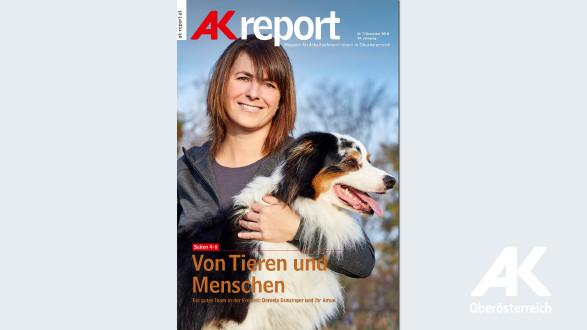 AK-Report 2018 Nr. 7 © -, Arbeiterkammer Oberösterreich