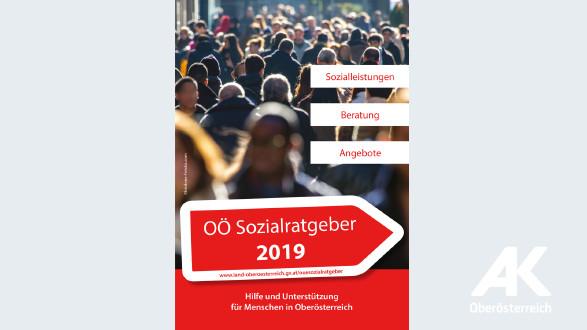 Sozialratgeber 2019 © -, Sozialplattform OÖ