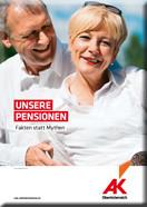 """Broschüre """"Unsere Pensionen"""" © -, AK OÖ"""