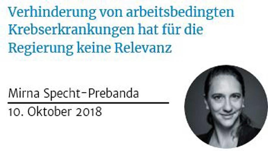 Blogbeitrag von Mirna Specht-Prebanda © -, AK Oberösterreich