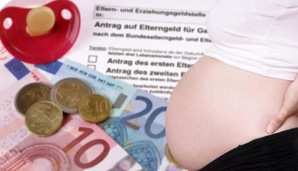 Babybauch und Geldscheine © PhotographyByMK , stock.adobe.com