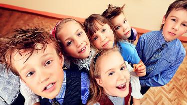 Die Mittelschule steckt noch in den Kinderschuhen, schon berät das Land über einen Schulversuch für die Gesamtschule in Lustenau. © Andrey Kiselev, Fotolia