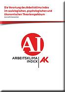"""Broschüre """"Die Verortung des Arbeitsklima Index"""" © AK OÖ, -"""