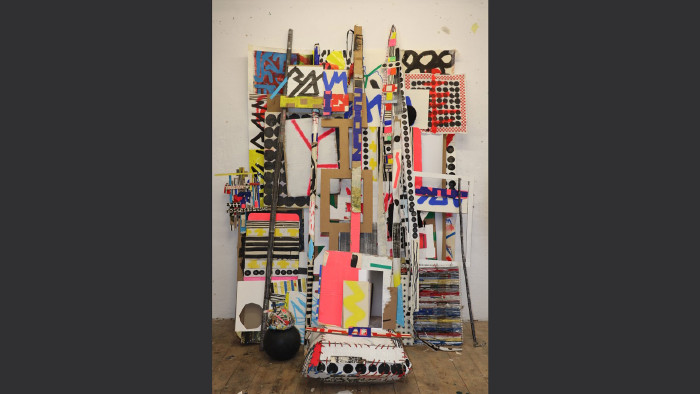Ausstellungsobjekt von Hubert Ebenberger © Hubert Ebenberger, -