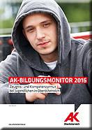 "Broschüre ""AK-Bildungsmonitor 2016"" © AKOÖ, -"