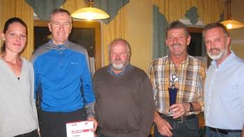 3. Platz: Herrenmannschaft der Fa. Hehenberger © AK Rohrbach