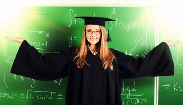 Studium, Student, lernen, Tafel © Andrey Kiselev, Fotolia