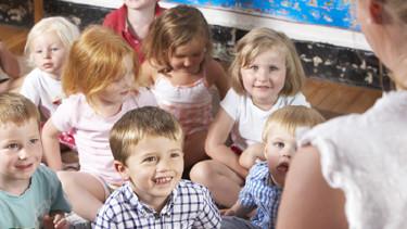 Kindergartengruppe © Monkey Business, Fotolia.com