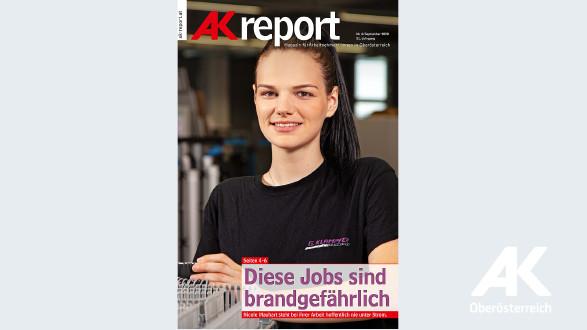 AK Report 2010 Nr. 4 © -, Arbeiterkammer Oberösterreich