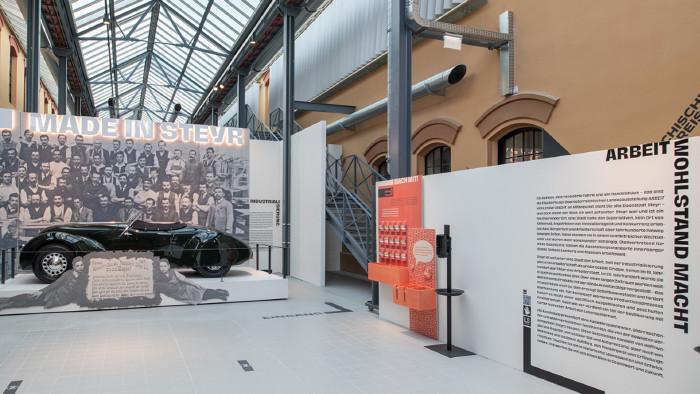 OÖ Landesausstellung 2021 © Pia Odorizzi, OÖ Landesausstellung 2021