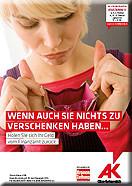 """Broschüre """"Holen Sie sich Ihr Geld vom Finanzamt zurück"""" © -, AK OÖ"""