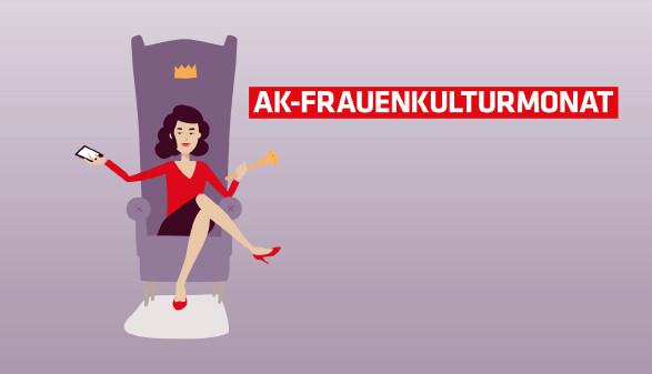 AK Frauenkulturmonat © -, Arbeiterkammer Oberösterreich