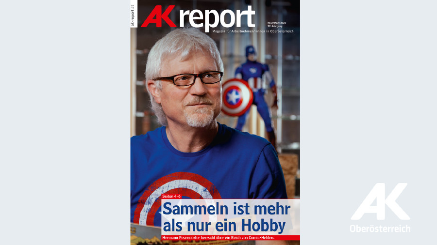 AK Report 2021 Nr.2 © -, Arbeiterkammer Oberösterreich