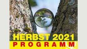 VHS Programm Herbst 2021 © -, VHS