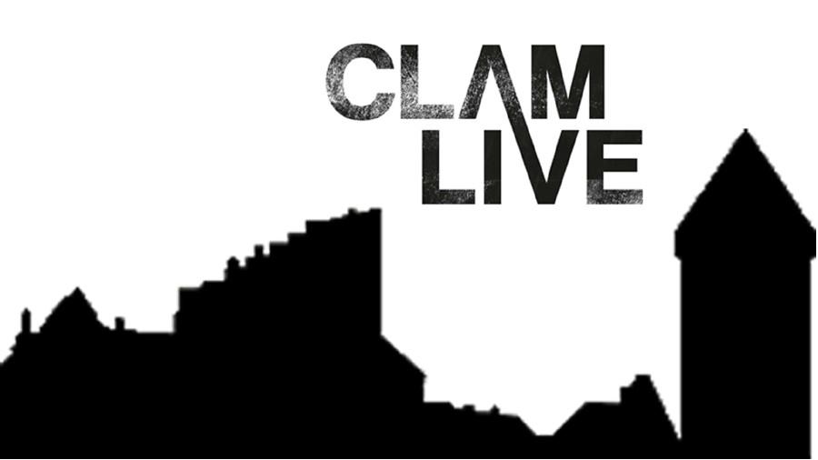 Logo Clam Live © -, clam concerts | ak oberösterreich