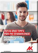 Infos und Tipps für PH-Studierende © AKOÖ, -