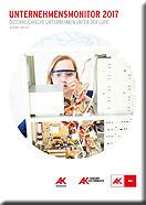 Broschüre AK Unternehmensmonitor 2017 © AKOÖ, -