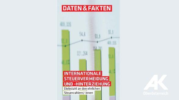 Internationale Steuervermeidung und -hinterziehung © -, Arbeiterkammer Oberösterreich