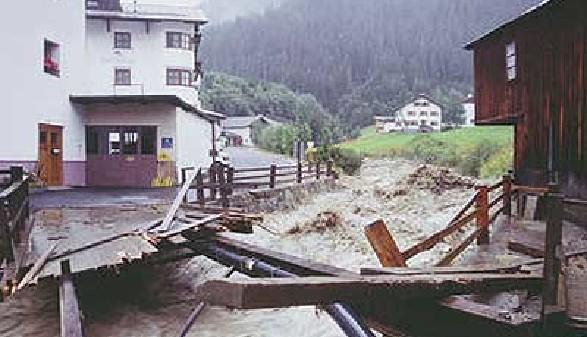 Portrait Hochwasserschäden © -, Digistock.de