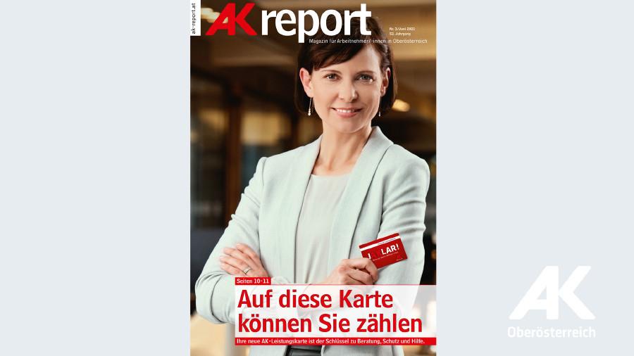 AK-Report 2021 Nr.3 © -, AKOÖ