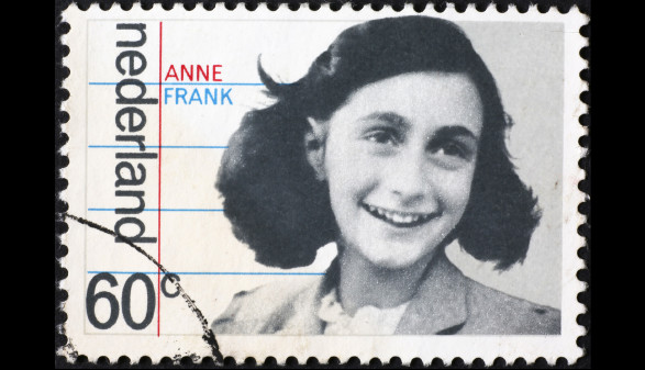 Anne Frank © Silvio, stock.adobe.com
