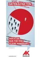 Daten & Fakten: Recihtum nur für eine kleine Minderheit © -, AK Oberösterreich