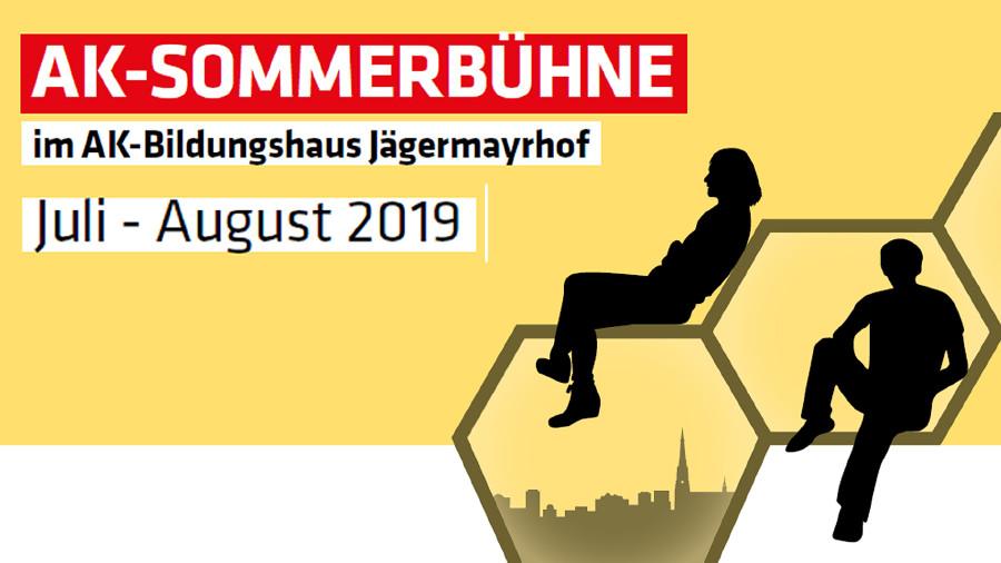 AK-Sommerbühne im Jägermayrhof © -, Arbeiterkammer Oberösterreich