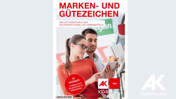 Marken- und Gütezeichen © Arbeiterkammer Wien, Arbeiterkammer Wien
