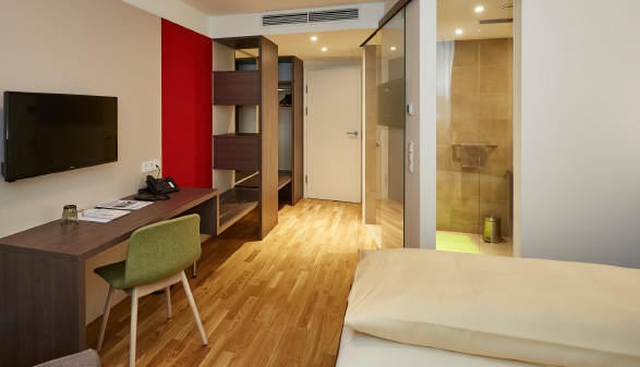2-Bett-Zimmer © -, Arbeiterkammer Oberösterreich