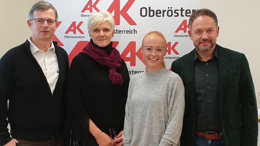 Jugendnetzwerkdialog in Gmunden © Seher Sanduvac, Arbeiterkammer Oberösterreich