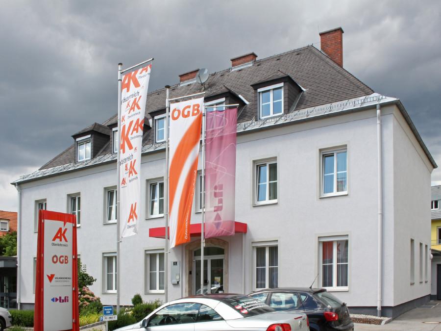 Bezirksstelle Schärding © -, Arbeiterkammer Oberösterreich
