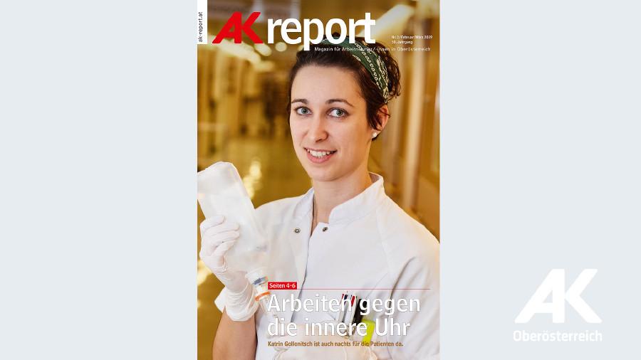 AK Report 2019 Nr. 2 © -, Arbeiterkammer Oberösterreich