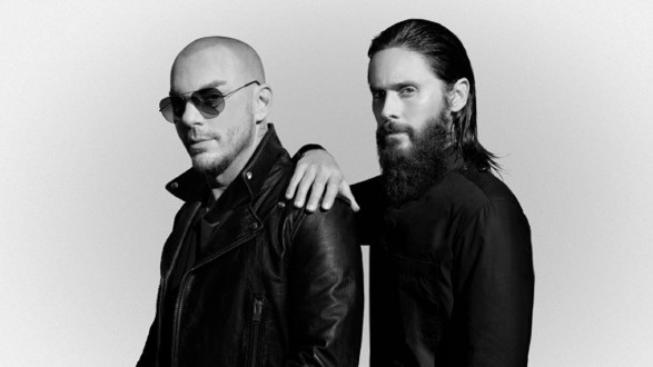 Thirty Seconds To Mars © -, www.clamlive.at