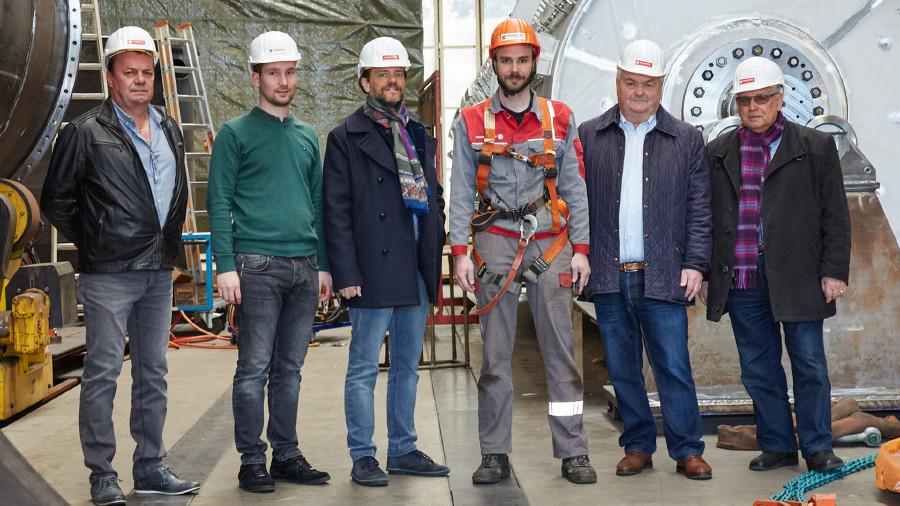 Betriebsbesuch in der Firma Kremsmüller © -, Arbeiterkammer Oberösterreich