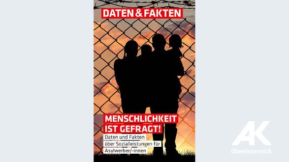 Menschlichkeit ist gefragt © -, Arbeiterkammer Oberösterreich