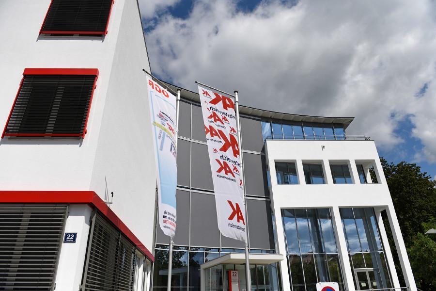 Bezirksstelle Grieskirchen © Wolfgang Spitzbart, Arbeiterkammer Oberösterreich
