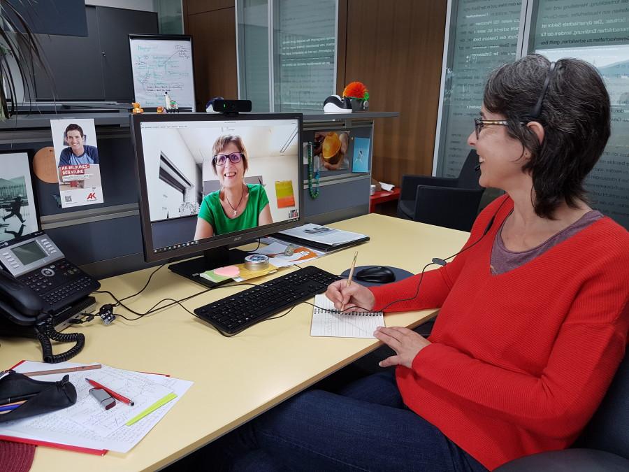 Bildungsberatung online ©  , Arbeiterkammer Oberösterreich