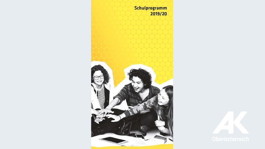 Dialog Schulprogramm 2019/20 © -, Arbeiterkammer Oberösterreich